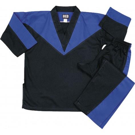 Style 290 Black/Blue Team Sets