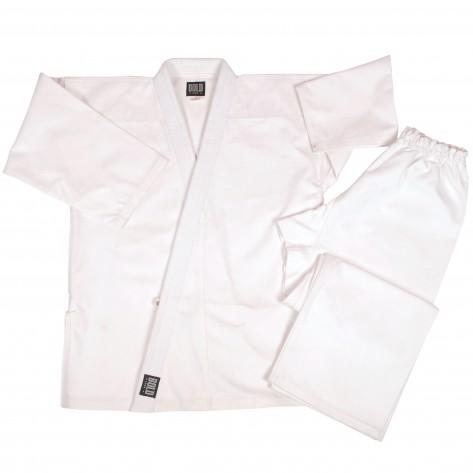 White 12oz Heavyweight Traditional Sets