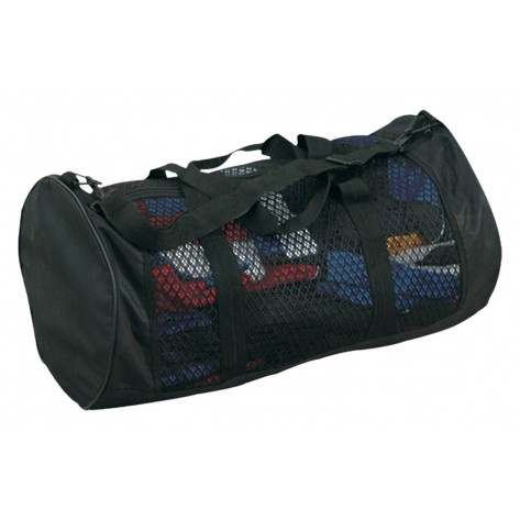 Black Mesh Bag