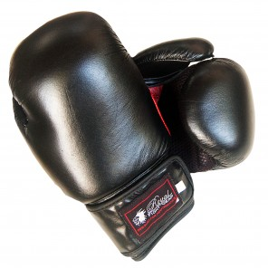 RFG V.1 LEATHER BOXING GLOVES