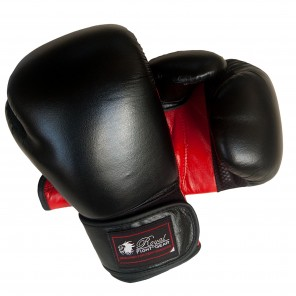 RFG V.2 LEATHER BOXING GLOVES