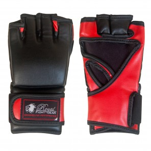 RFG THUMBLESS MMA ARTIFICIAL LEATHER GLOVES