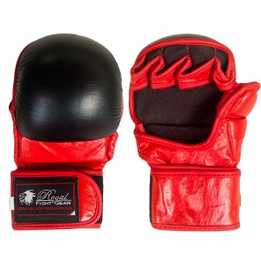 RFG MMA LEATHER TRAINING GLOVES