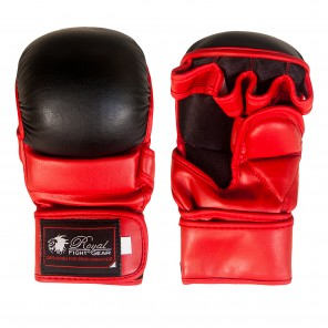 RFG MMA ARTIFICIAL LEATHER TRAINING GLOVES