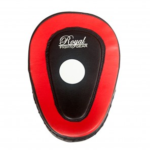 RFG ARTIFICIAL LEATHER CONTOURED FOCUS MITT