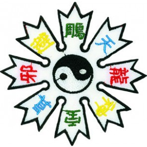 Ninja Star Patch