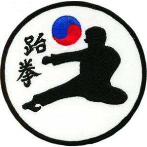 Jump Kick Patch