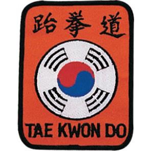 Tae Kwon Do Korea Patch