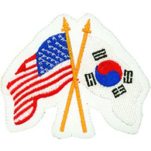 Usa/Koren Flags Patch