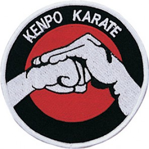 Kenpo Karate Patch