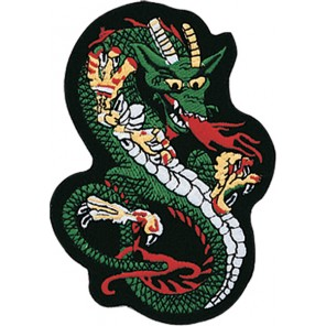 Green Dragon Patch