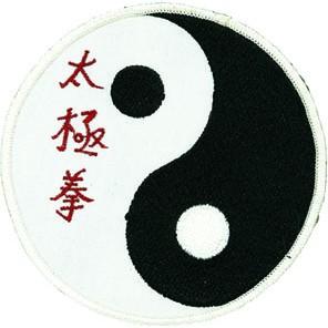 Tai Chi Chuan Patch