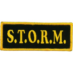 S.T.O.R.M. Patch