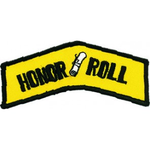 Honor Roll Patch