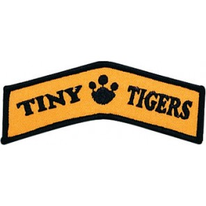 Tiny Tigers Patch