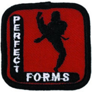 Perfect Forms Patch