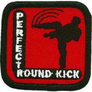 Perfect Round Kick Patch
