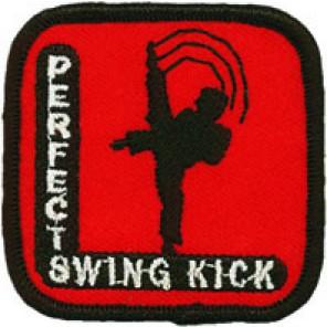 Perfect Swing Kick Patch
