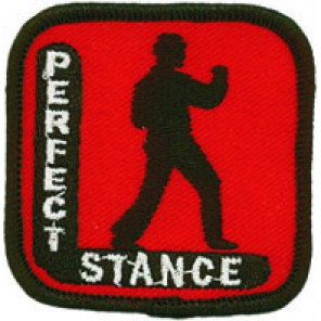 Perfect Stance Patch