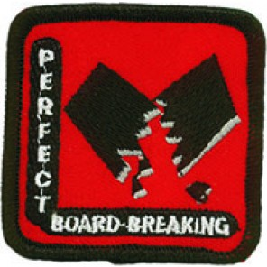 Perfect Board Breaking Patch
