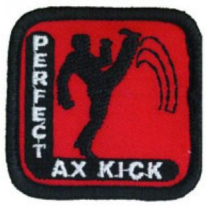 Perfect Ax Kick Patch