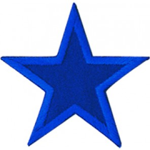 LARGE STAR PATCHES