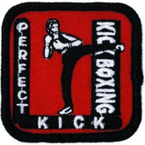 Perfect Kickboxing Kick Patch