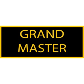 Grand Master Patch
