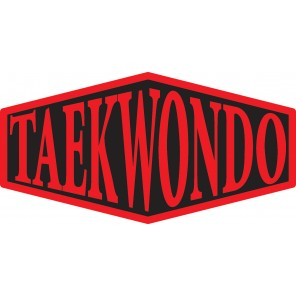 Tae Kwon Do Patch