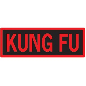 Kung Fu Patch
