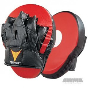 Proforce Curved Vinyl Focus Mitt