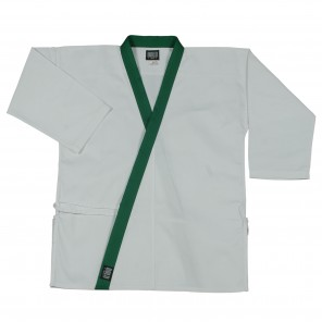 8.5OZ SUPER MIDDLEWEIGHT TOPS WITH COLLAR TRIM