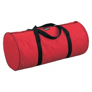Red Barrel Bag