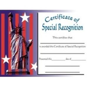 Certificate 24