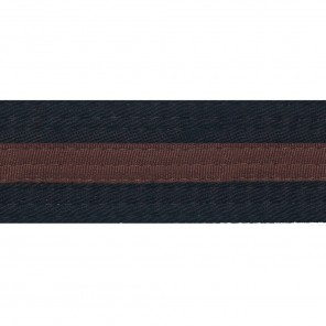 BLACK BELTS WITH STRIPE