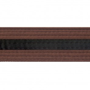 BELTS WITH BLACK STRIPE