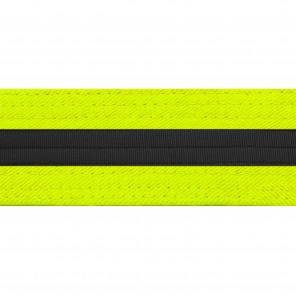 SPECIAL COLOR BELTS WITH BLACK STRIPE