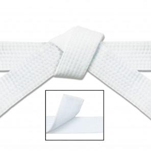 White Velcro Velcro Belts