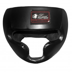 RFG MMA Artificial Leather Headgear